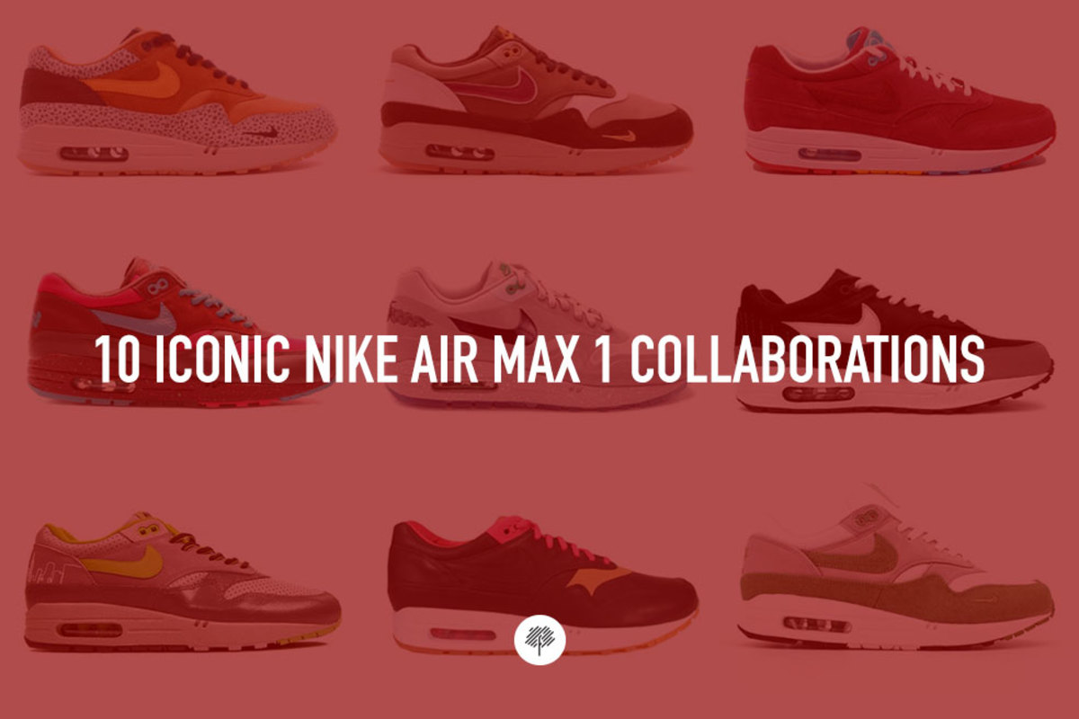 9b3e72a440 10 Iconic Nike Air Max 1 Collaborations - Freshness Mag