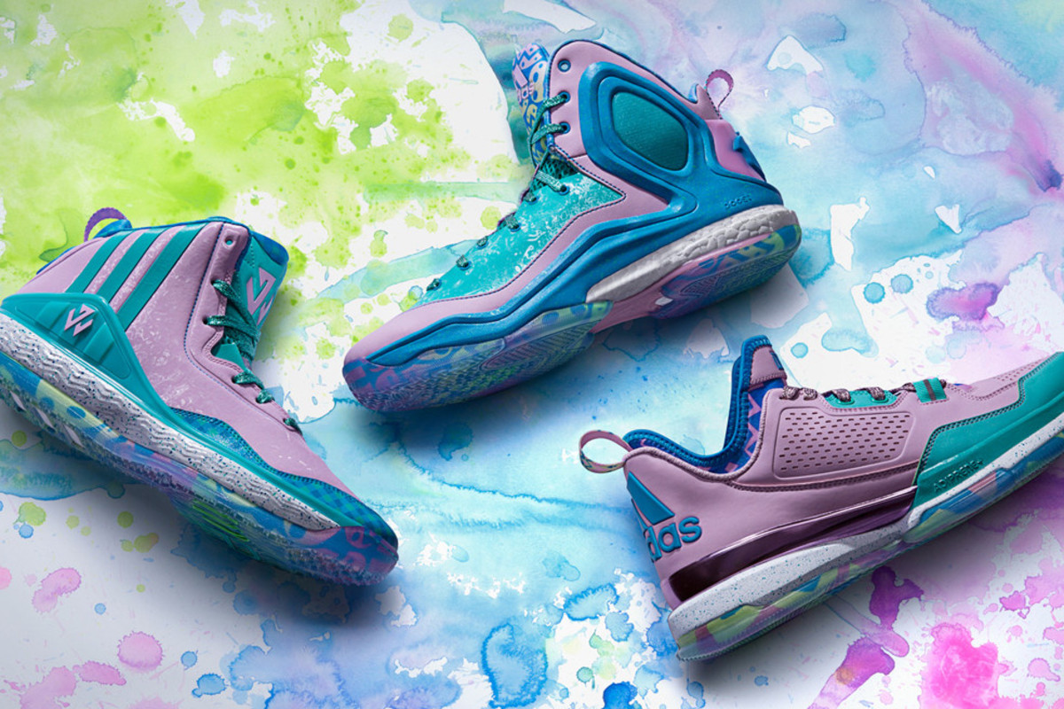 official photos db185 29f0a adidas Basketball Unveils Easter Signature Collection