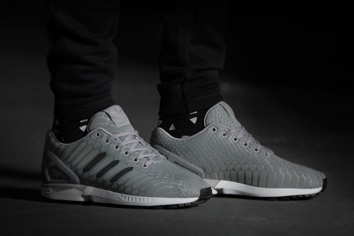 "competitive price b41f2 1e643 adidas Originals ZX Flux XENO ""Silver"" - Freshness Mag"