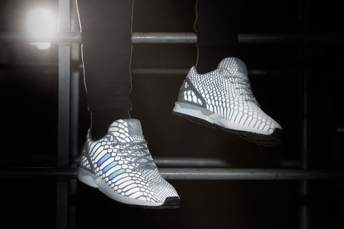 "competitive price 777de 8133b adidas Originals ZX Flux XENO ""Silver"" - Freshness Mag"