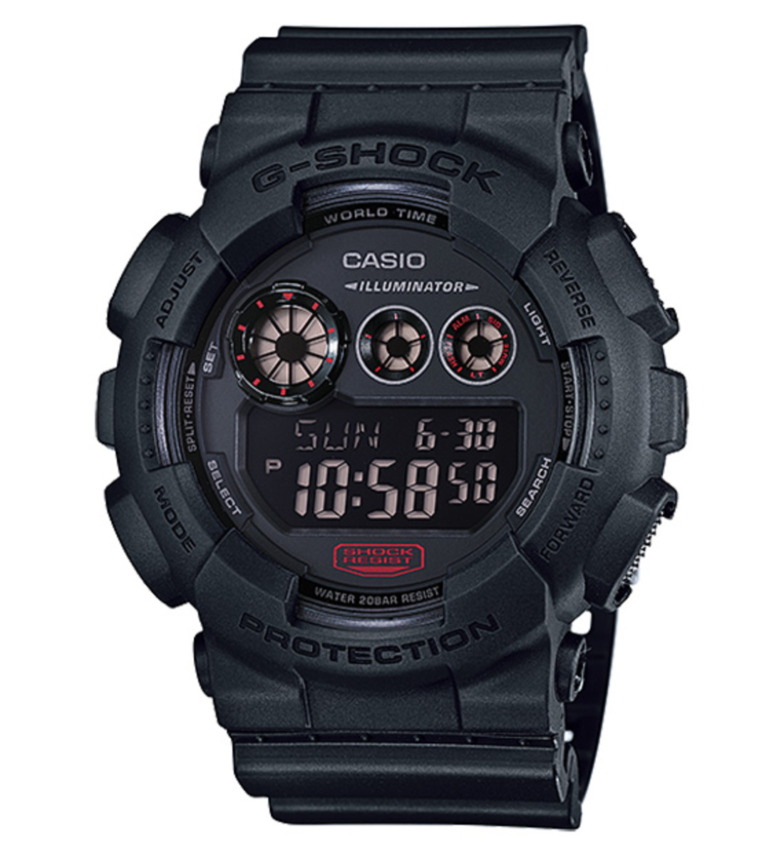 Casio G-Shock GD-120MB-1JF