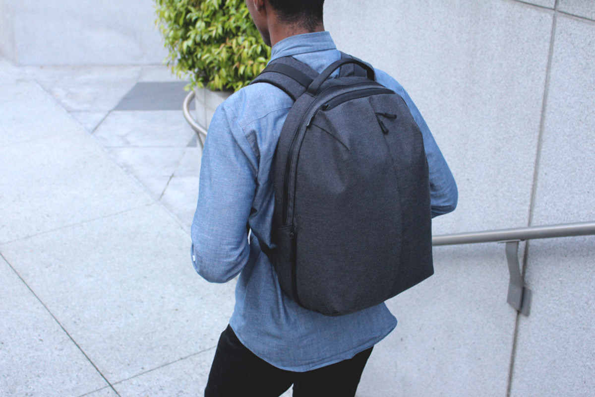 1f6b2d50c8b7 Last year Aer successfully launched its first Kickstarter campaign in the  form of the Duffel Pack
