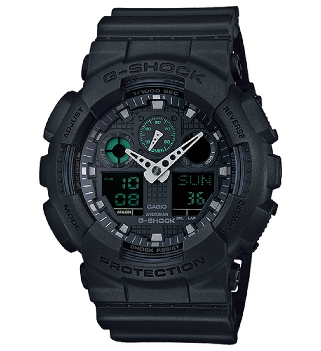 Casio G-Shock GA-100MB-1AJF