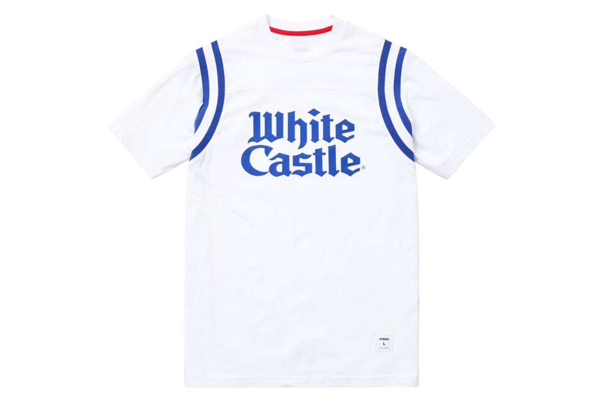 Supreme x White Castle Collection