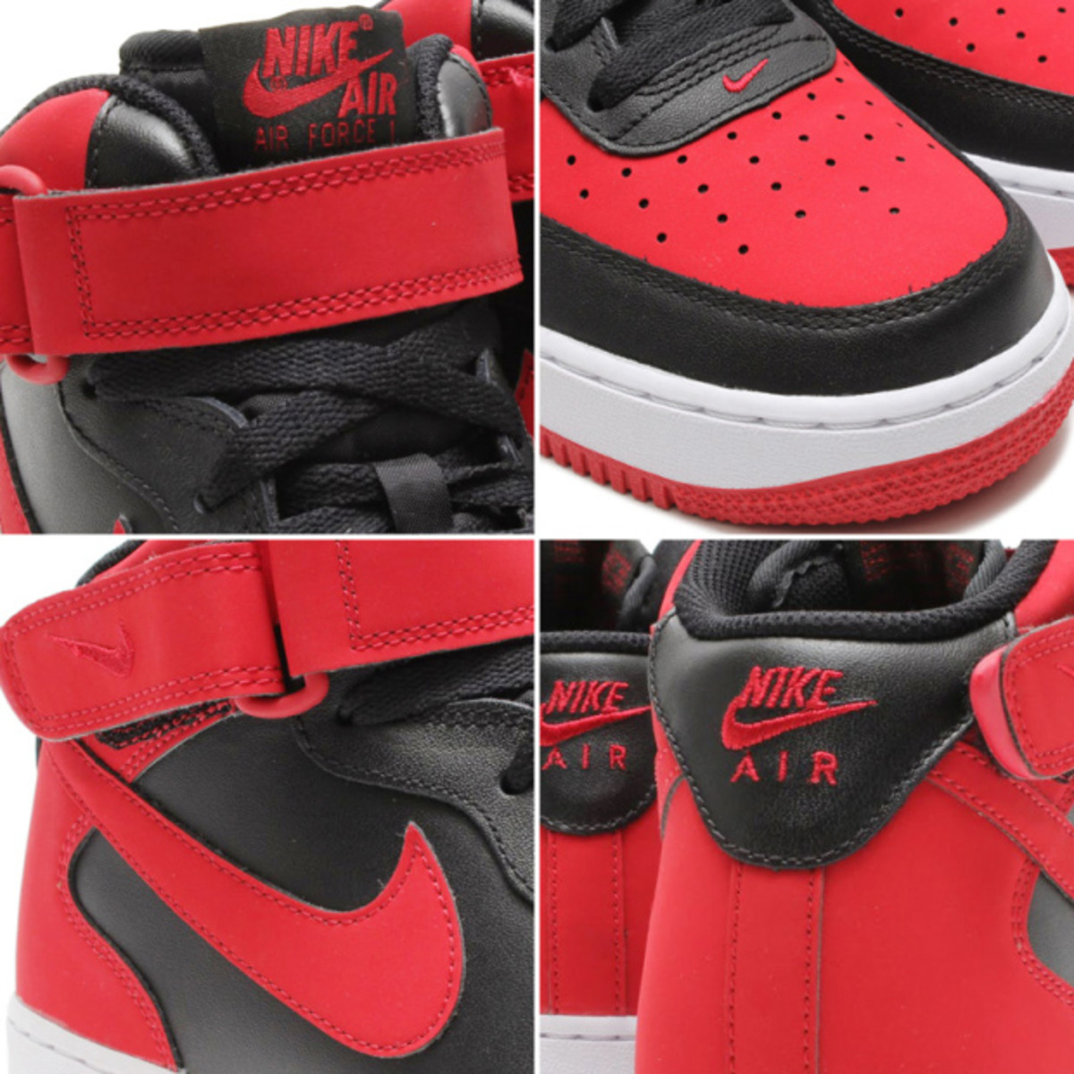 official photos 80376 0d41e Nike Air Force 1 Mid