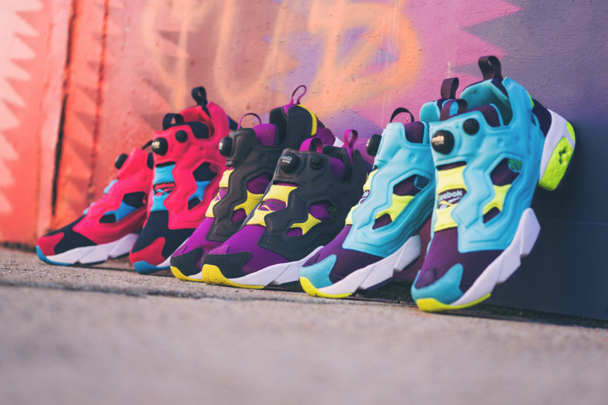 """Reebok Classic Instapump Fury """"Athletic  90s"""" Pack - Freshness Mag 03a8d90564"""