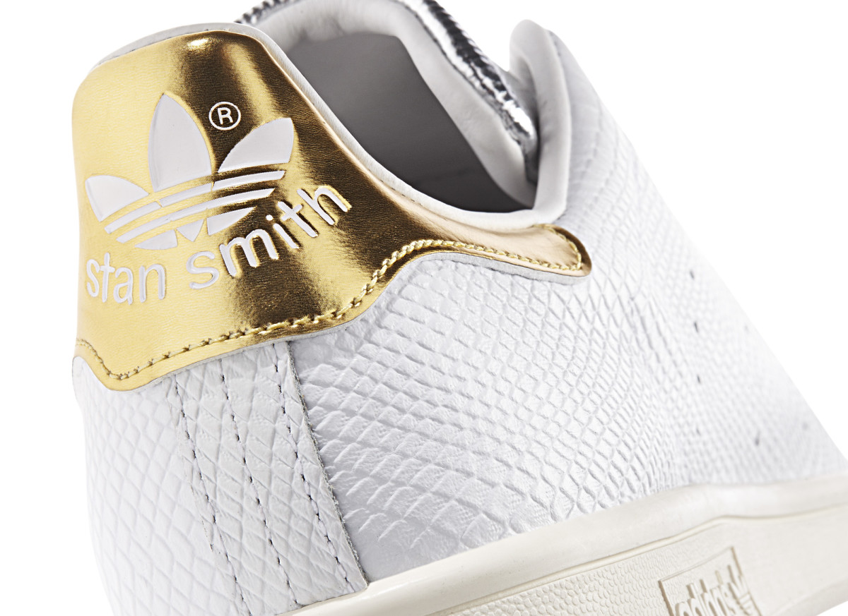 "adidas Originals Stan Smith ""Midsummer Metallic"" Pack - Freshness Mag cfc599b3e4a4"