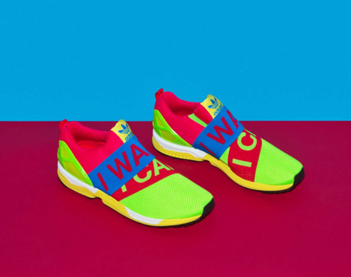 adidas flux zx i want i can