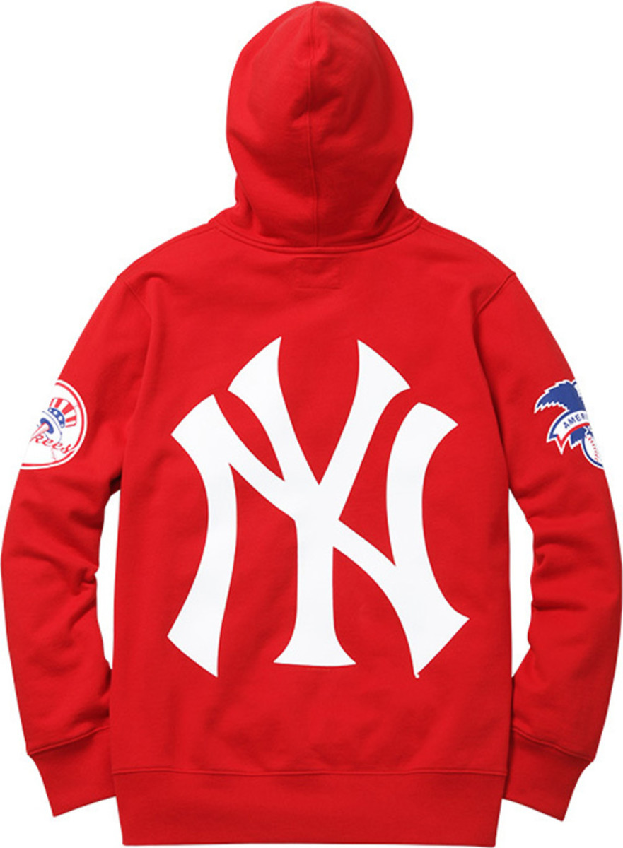 the latest 16a9f 99b95 Supreme x New York Yankees x '47 Brand Collection ...