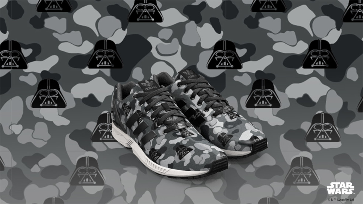 Star Wars Graphic Library Added to the adidas mi ZX FLUX App ... 7c68a49cfeb8