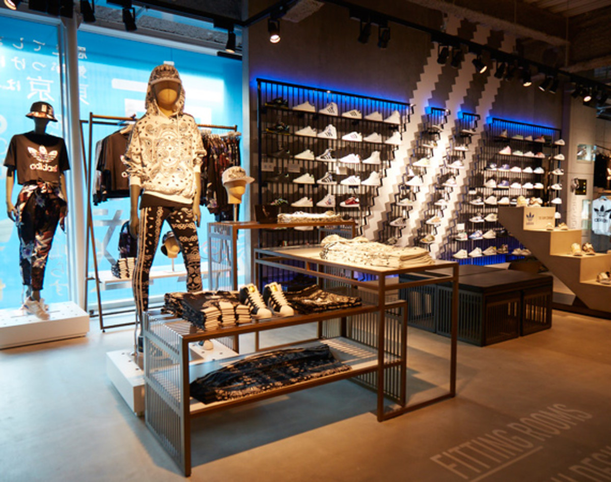 3e3841dab2 adidas Originals Opens Flagship Stores in Tokyo & Milan - Freshness Mag