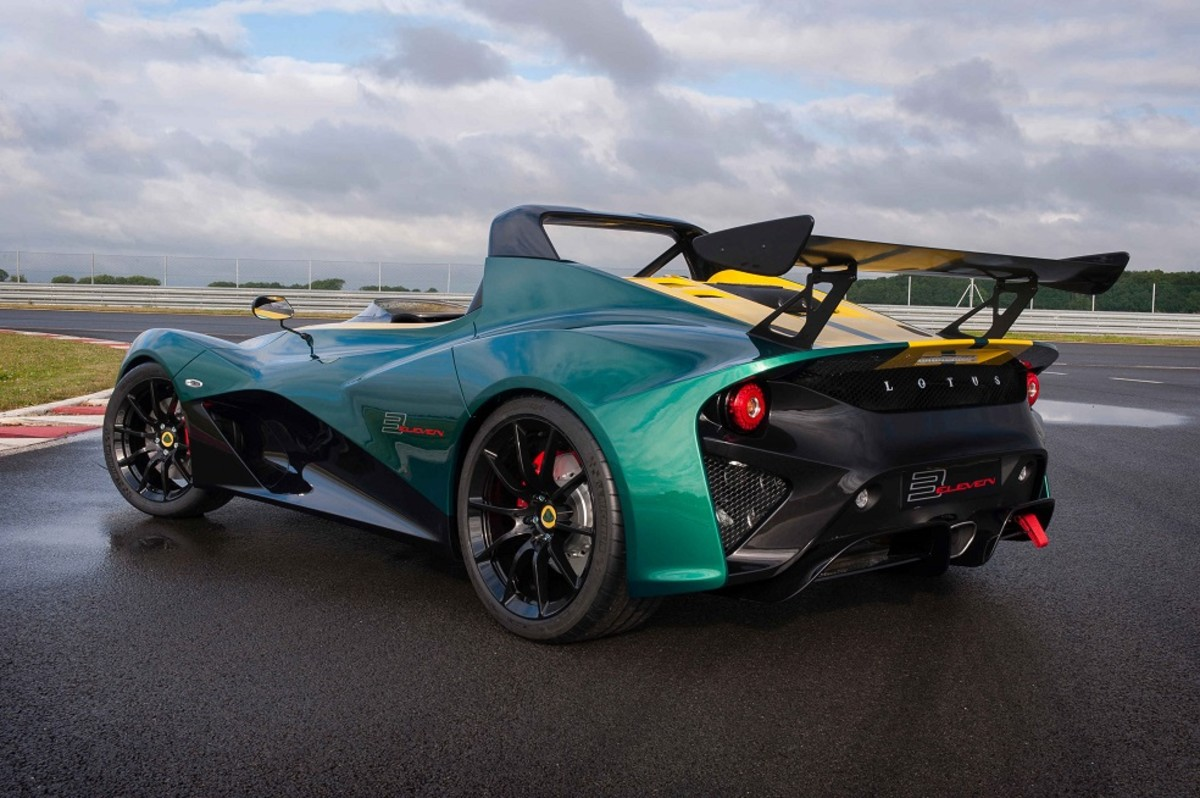 Lotus 3-Eleven - Their Fastest Production Car Ever - Freshness Mag