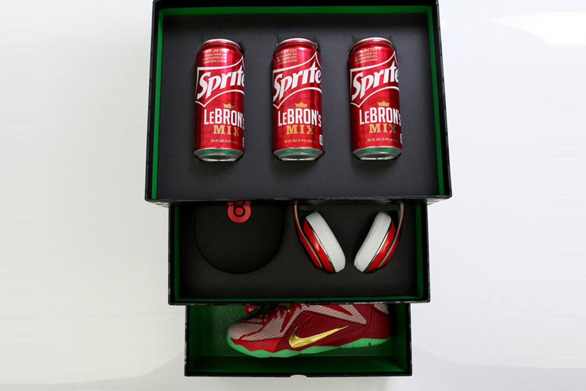 b200c0c1c0faa Sprite LeBron s Mix Package - Freshness Mag