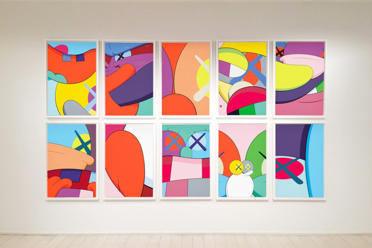 kaws-no-reply-at-pace-prints-gallery