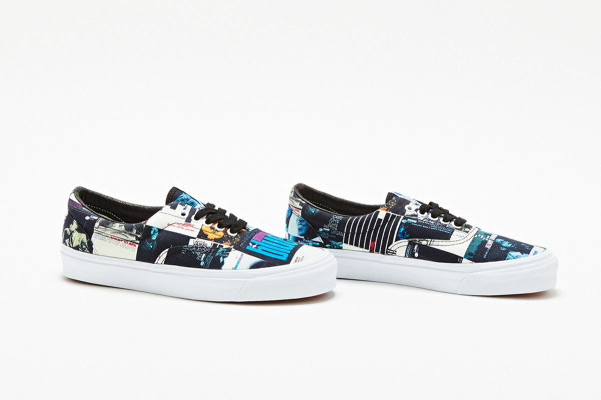 """fbfffb0b14 DQM x Vans x Blue Note """"The Colors"""" Pack - Freshness Mag"""