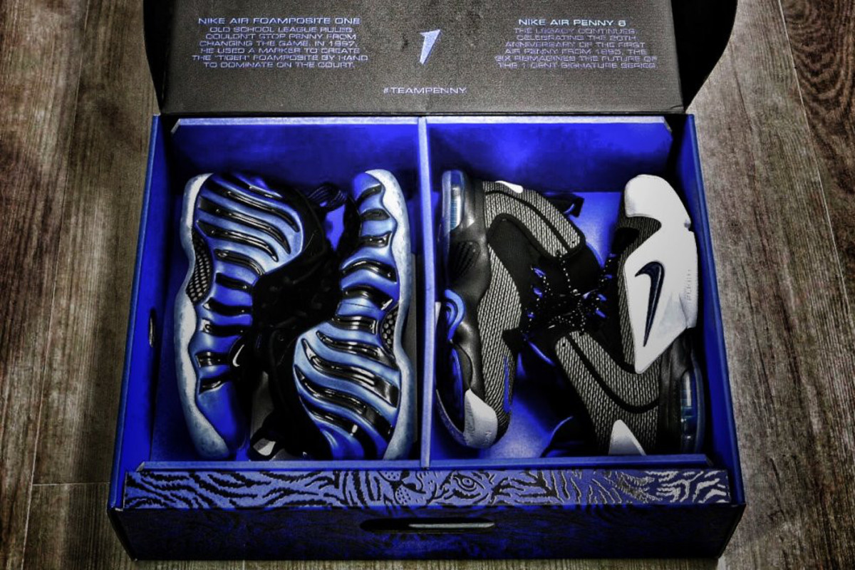 c7322e17af A First Look at the New Nike Penny Pack - Freshness Mag