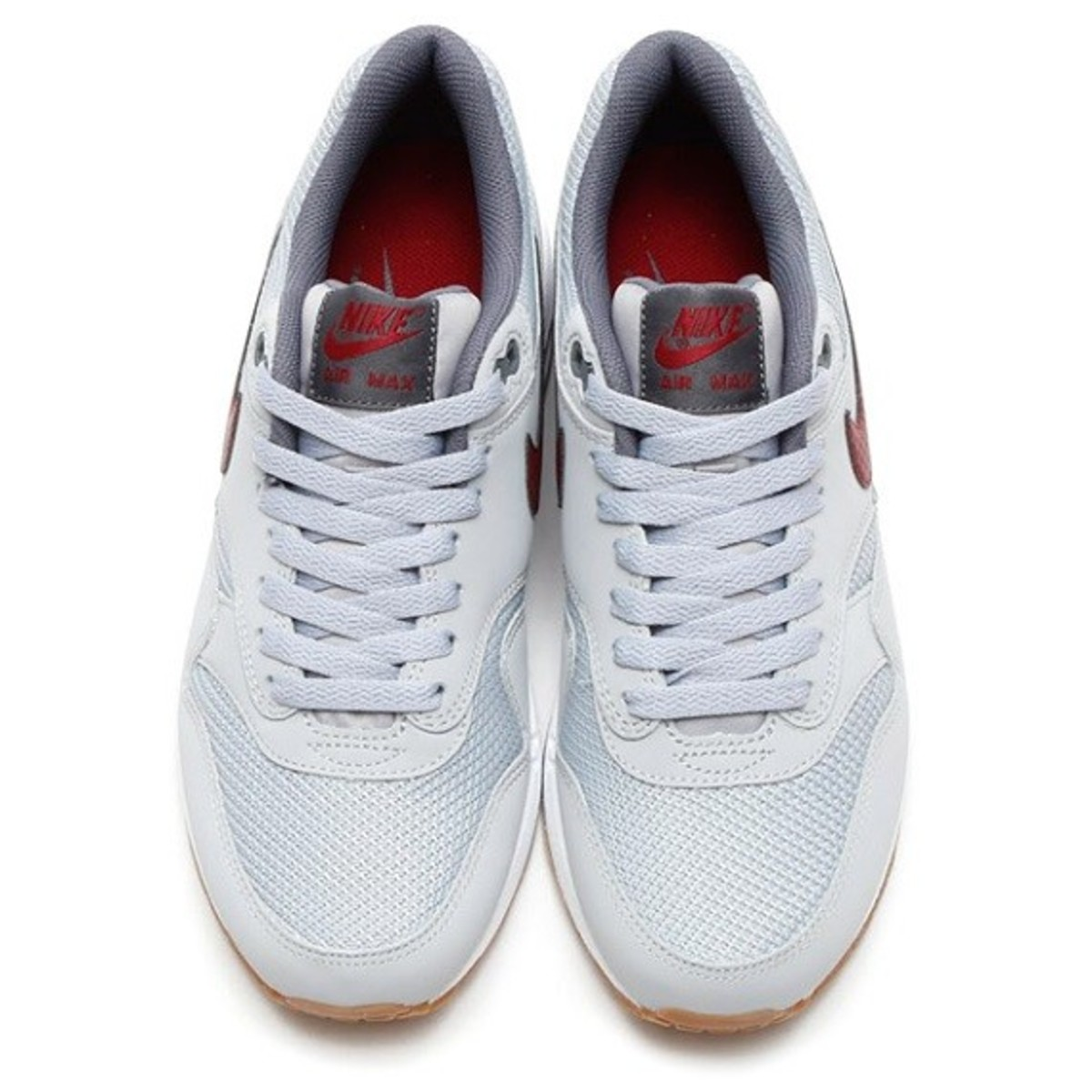 nike air max 1 essential team red white. Black Bedroom Furniture Sets. Home Design Ideas