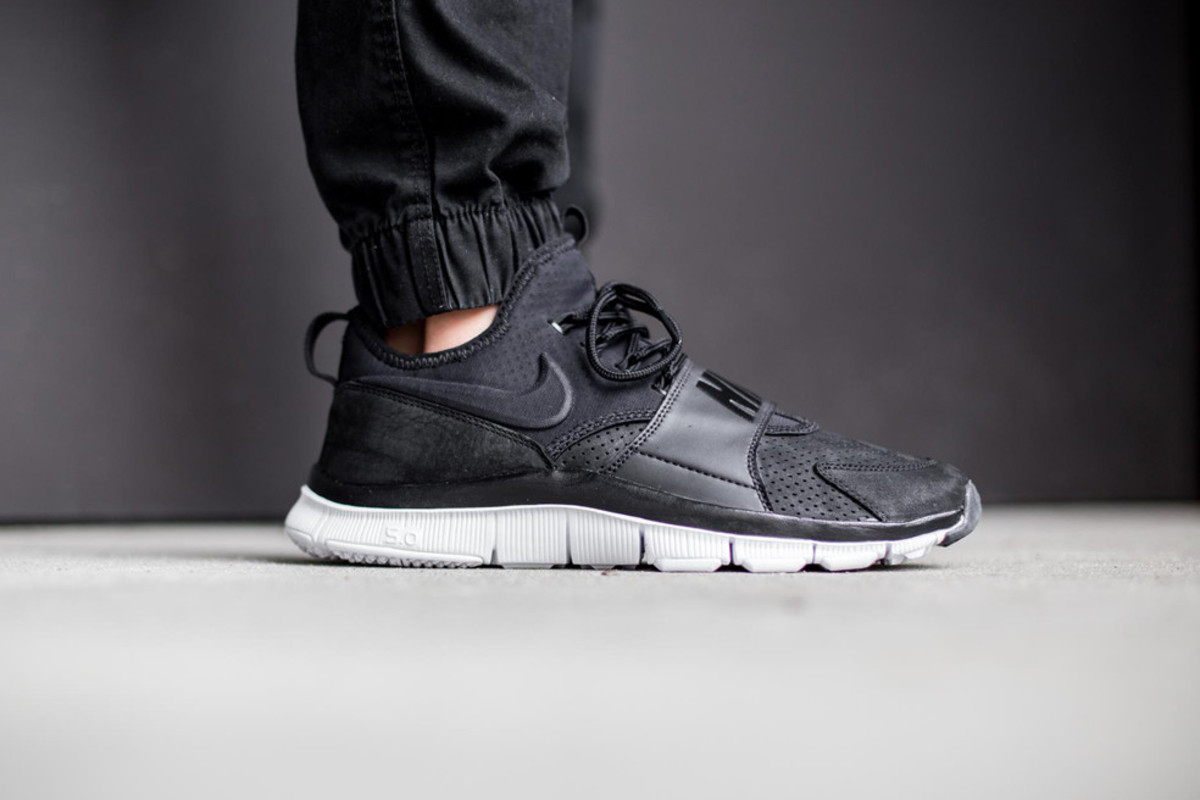 "buy online d610d 4fee6 Nike Free Ace Leather ""Black"""