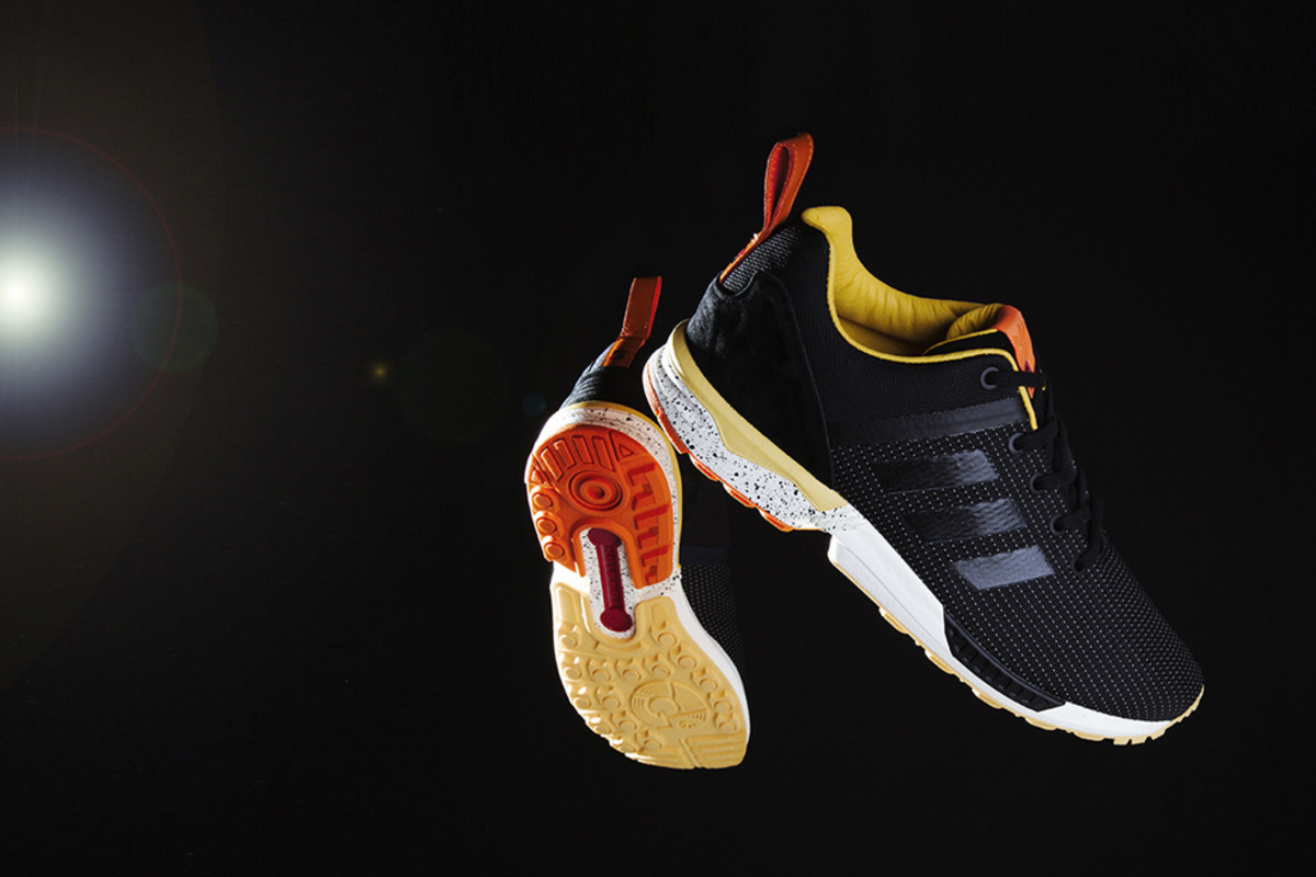 low priced ee7b9 fed62 Bodega x adidas Consortium ZX Flux