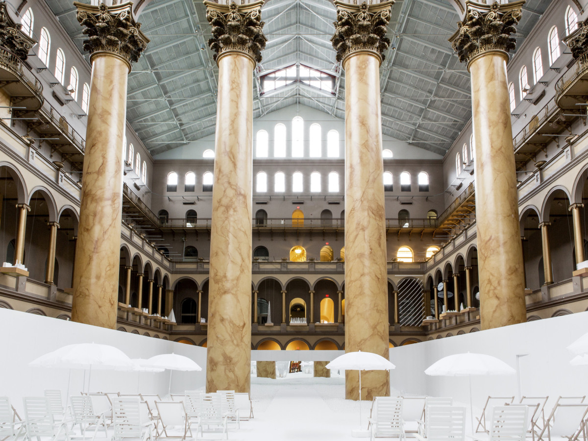 snarkitecture-transforms-national-building-museum-into-massive-ball-pit-01