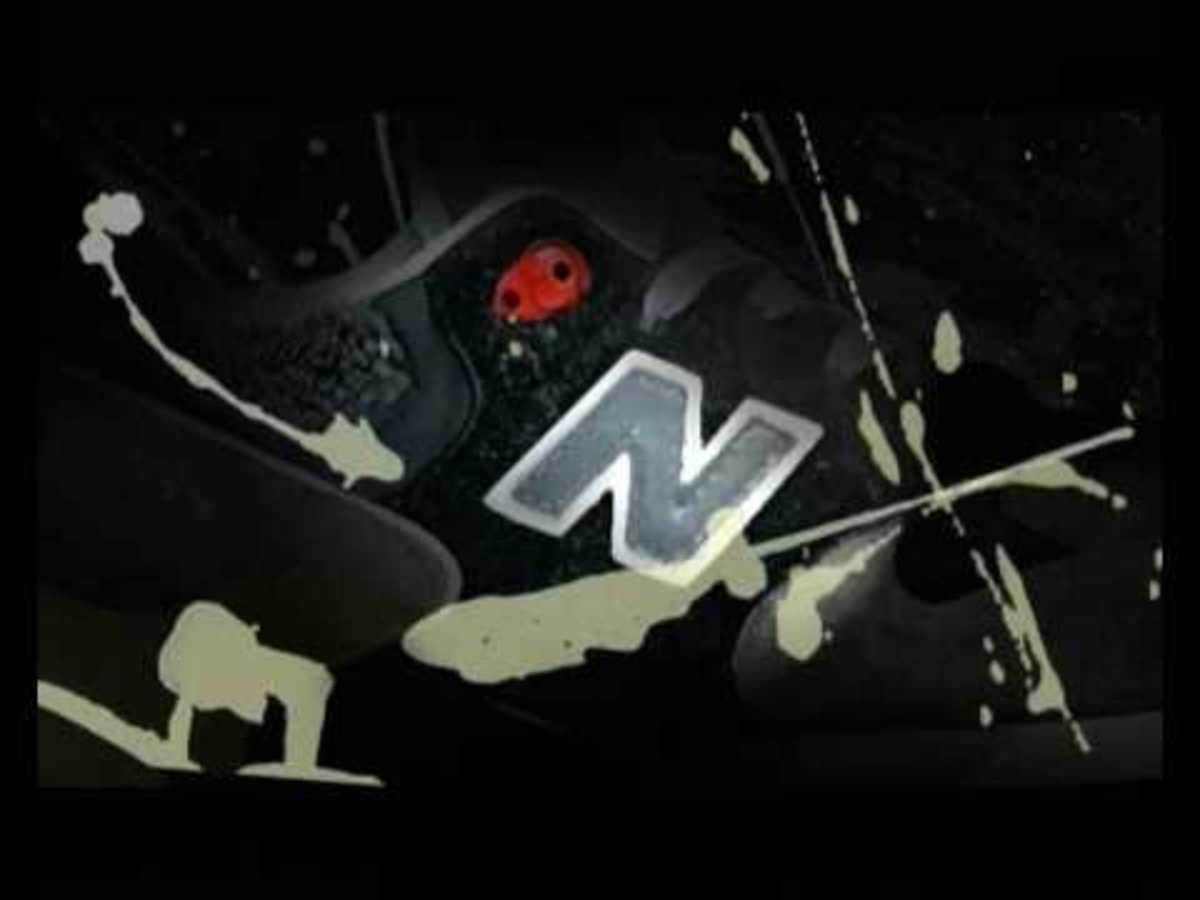 New Balance   NB 999 Feral Creation Collection   Video