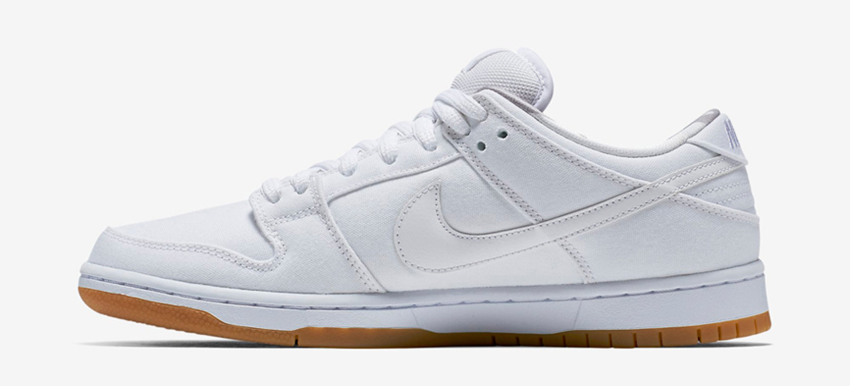 low priced 29dfa 4513a Nike SB Dunk Low – White/Gum - Freshness Mag