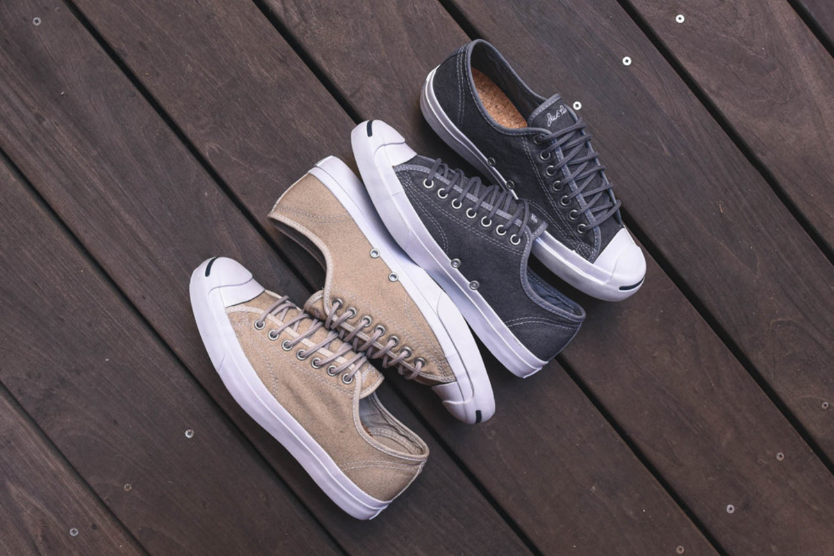 fb08f6310fc8 Converse Jack Purcell Wool Canvas Pack - Freshness Mag