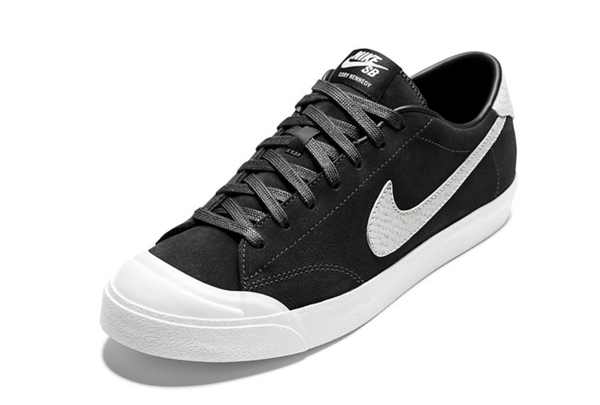 limited guantity cheap for discount great fit Nike SB Zoom All Court CK - Freshness Mag