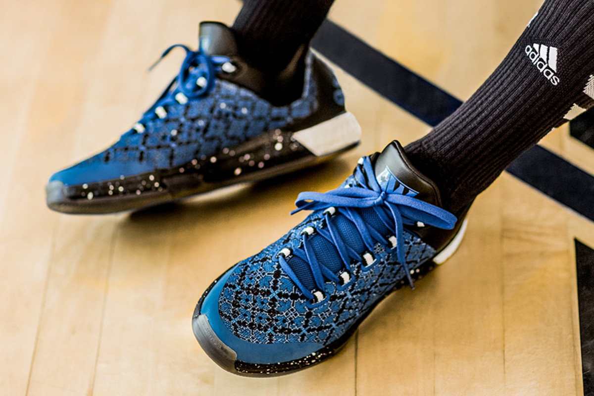 "94c52076f10 adidas Unveils ""Road"" Edition of Andrew Wiggins  Crazylight Boost 2015"