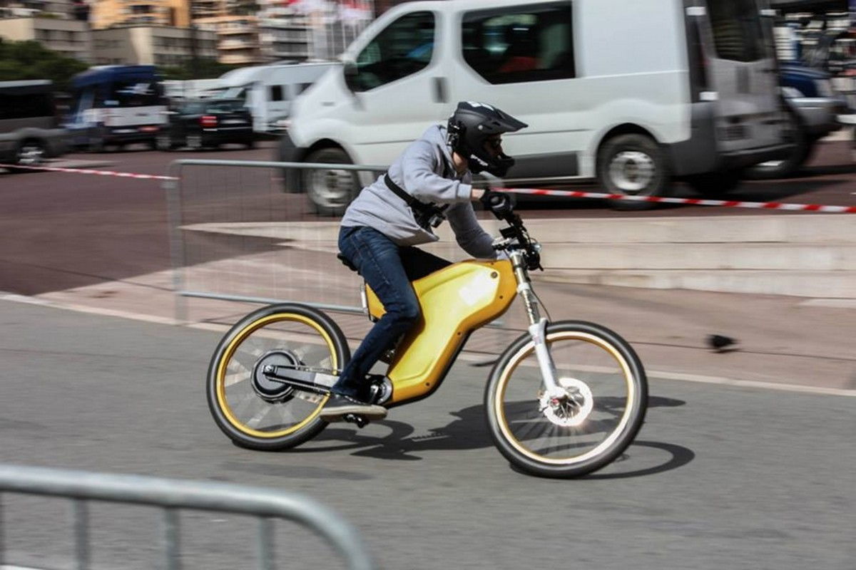 The Greyp G125 Electric Bike Can Hit 70km H Freshness Mag