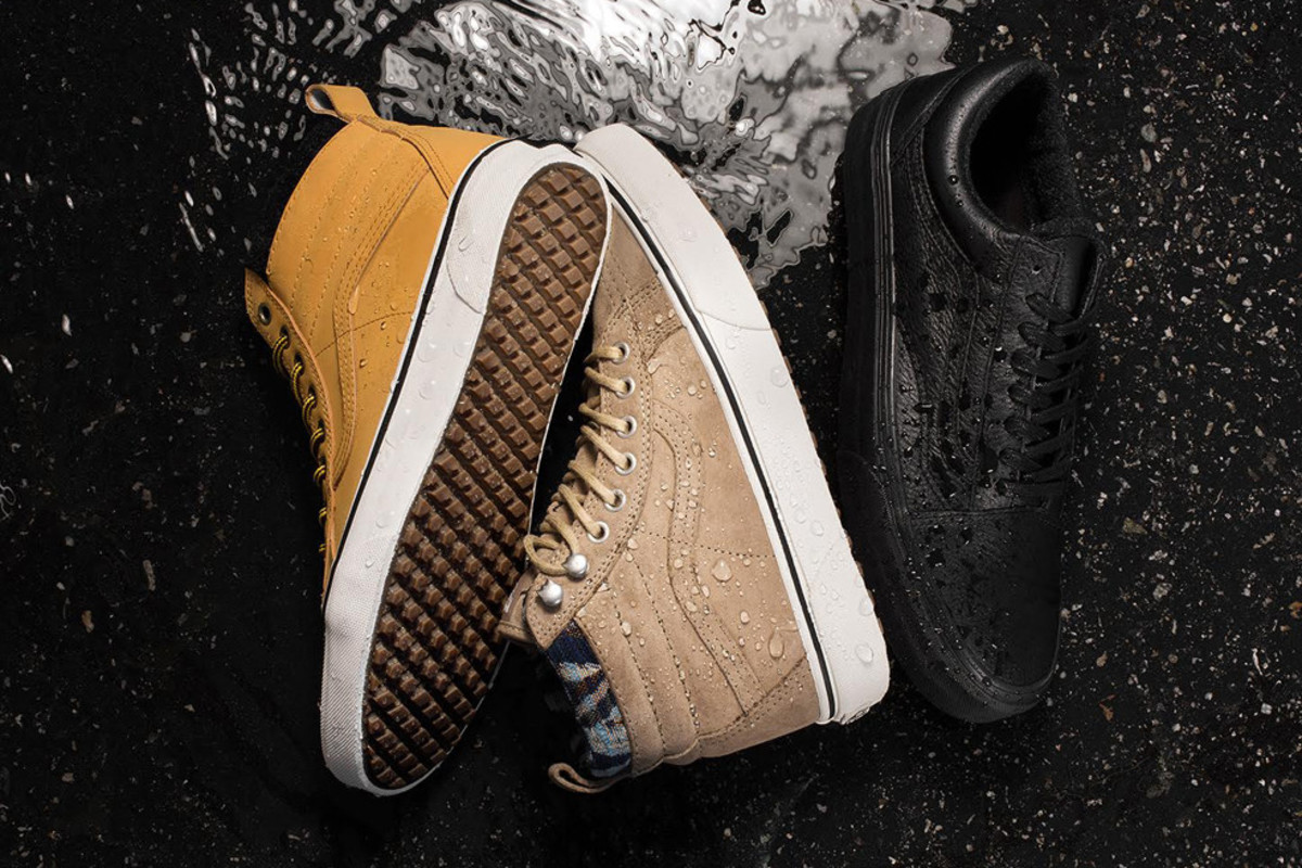 Vans Fall 2015 Mountain Edition Footwear and Apparel Collection