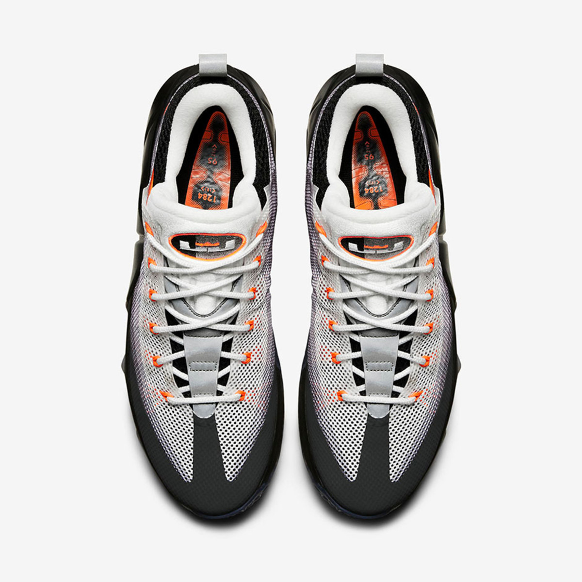"new style 1e136 f8a4f The Nike LeBron 12 Low ""Air Max 95"" Releases Tomorrow ..."