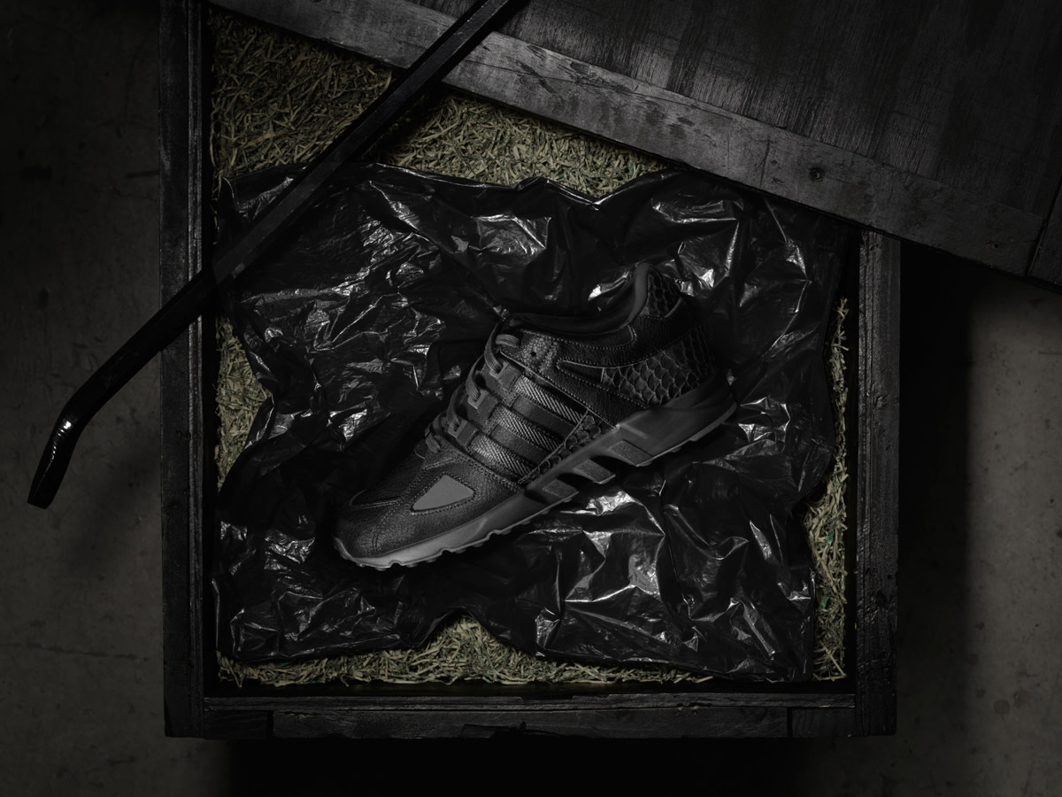 Pusha T And Adidas' Latest Sneaker Inspired By NYC's Bodegas