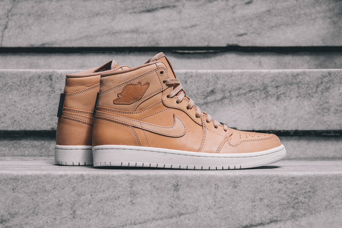 "Air Jordan 1 Pinnacle ""Vachetta Tan"" Release Reminder - Freshness Mag 432d1a619ad9"