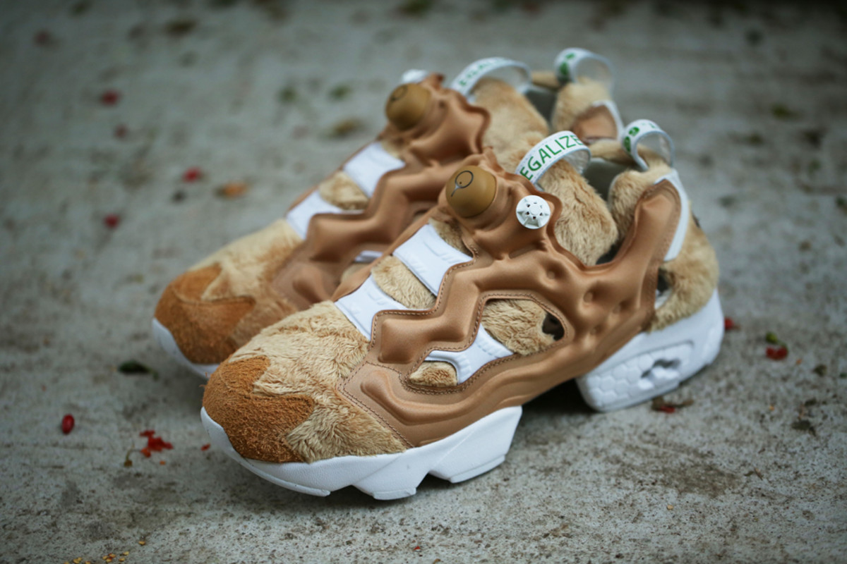 "7bc987a62d17 BAIT and Reebok Present the Instapump Fury ""Nasty Ted"" - Freshness Mag"
