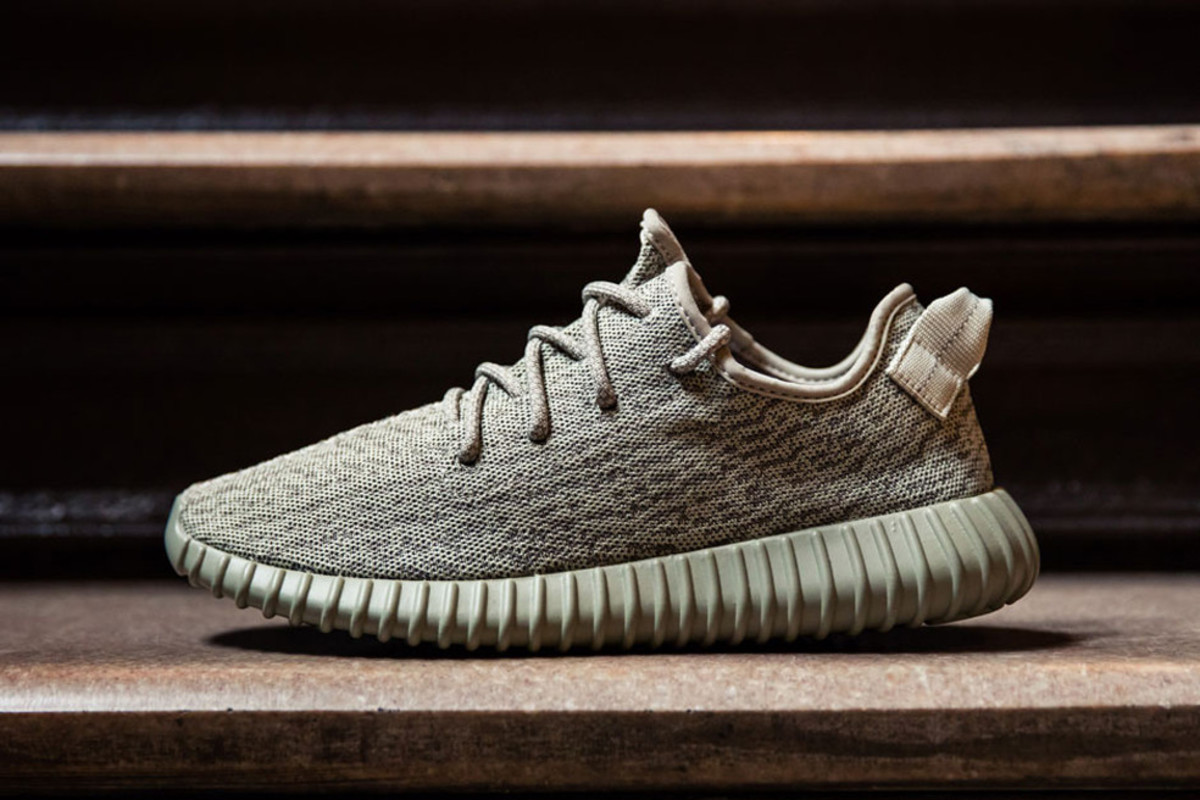 """new style 744a6 33804 A Primer on Tomorrow s adidas Yeezy Boost 350 """"Moonrock"""" Release"""