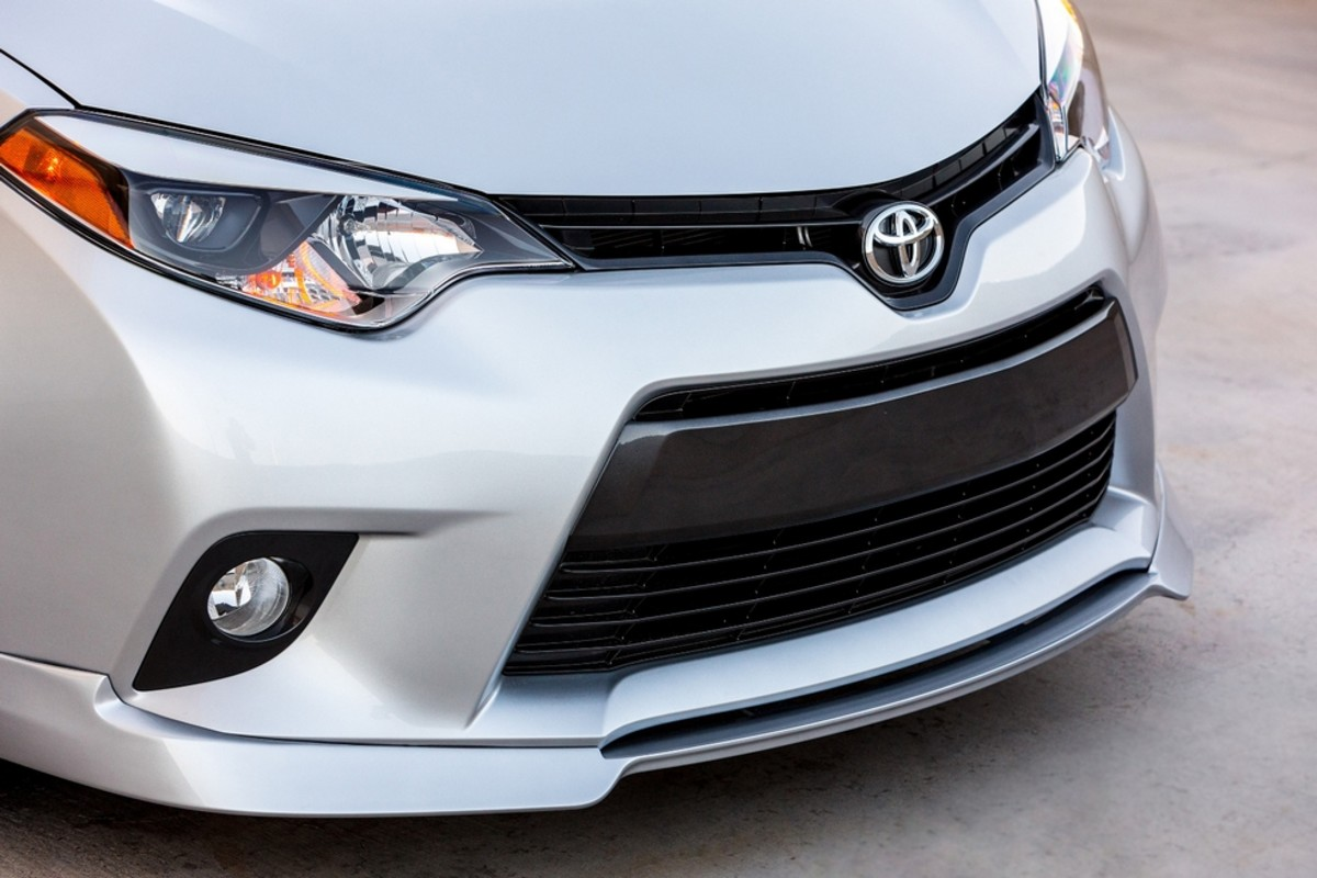 Toyota Brings Camry And Corolla Trd Editions To Sema