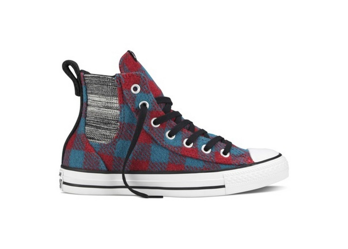 ddee48e97963 Converse x Woolrich Unite for a Holiday 2015 Chuck Taylor Collection ...