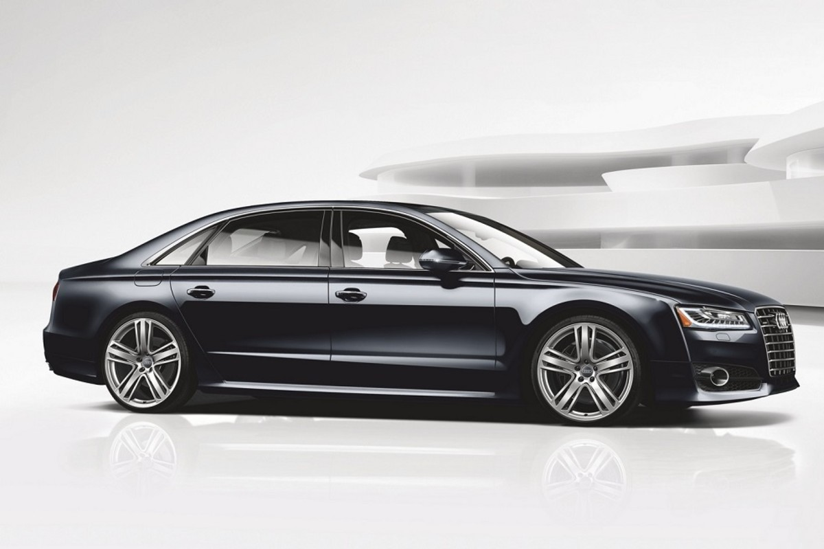 the 2016 audi a8 l 4 0t sport arrives in the usa with 450hp freshness mag. Black Bedroom Furniture Sets. Home Design Ideas