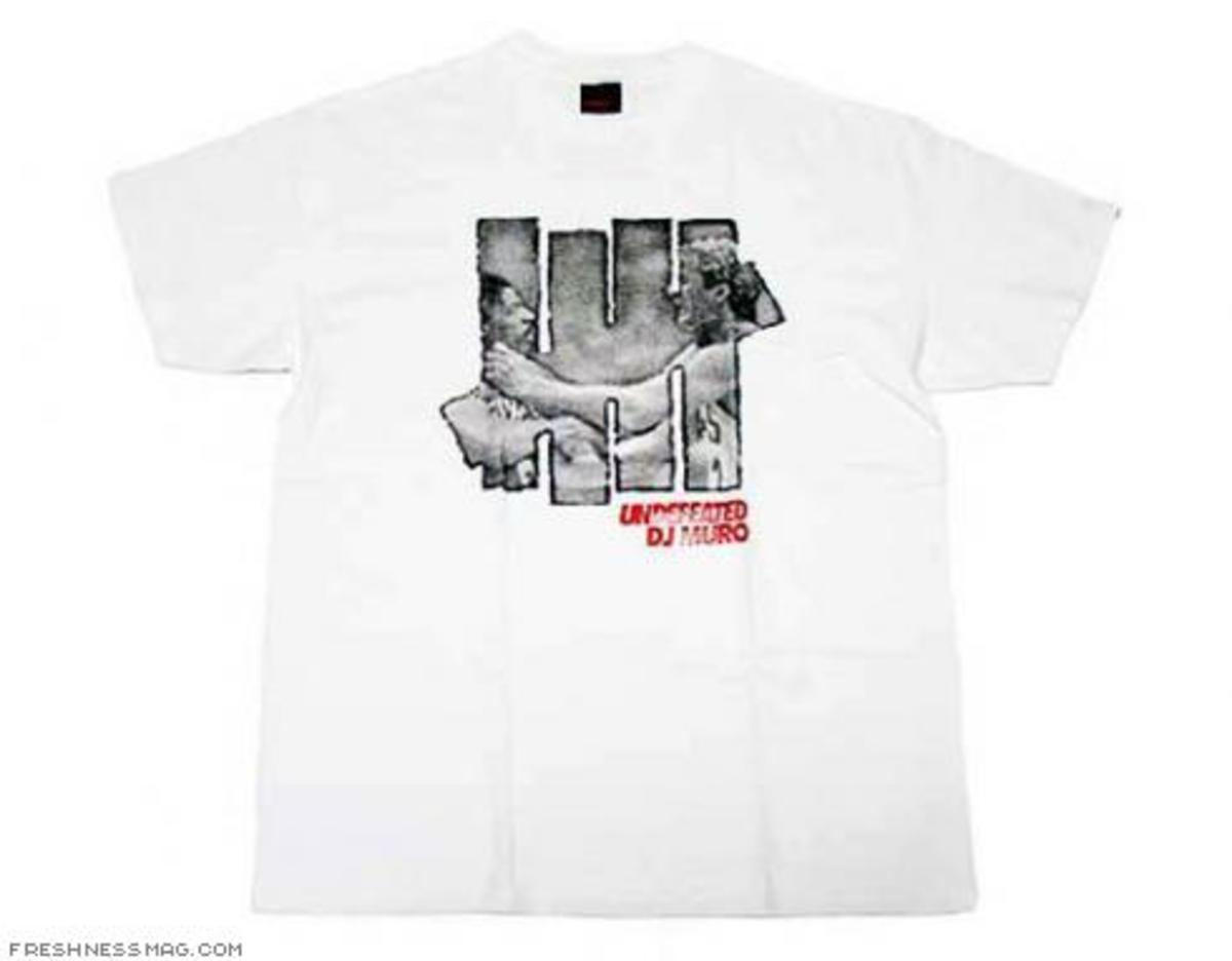 UNDFTD JAPAN x SAVAGE! - Collab Tee - 1