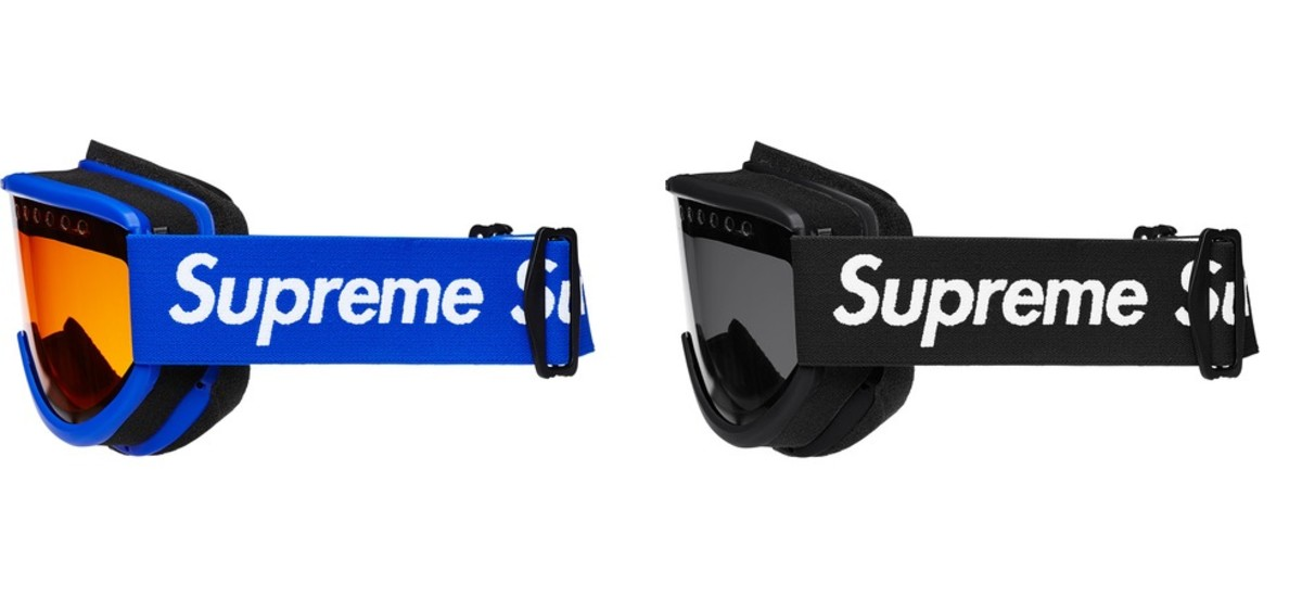 Own The Slopes With The Supreme X Smith Cariboo OTG Ski Goggles