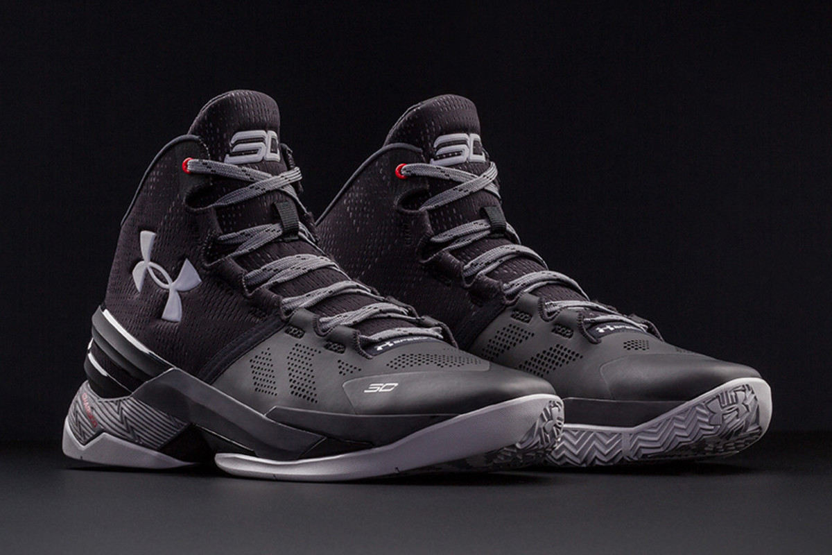e88d27969f31 This Latest Curry 2 from Under Armour Is All Business - Freshness Mag