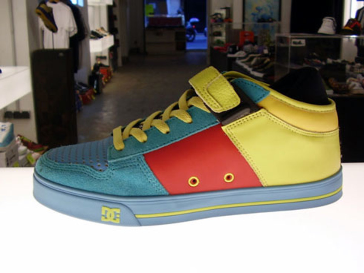 DC Shoes Volcano LD x Lemar and Dauley - 7