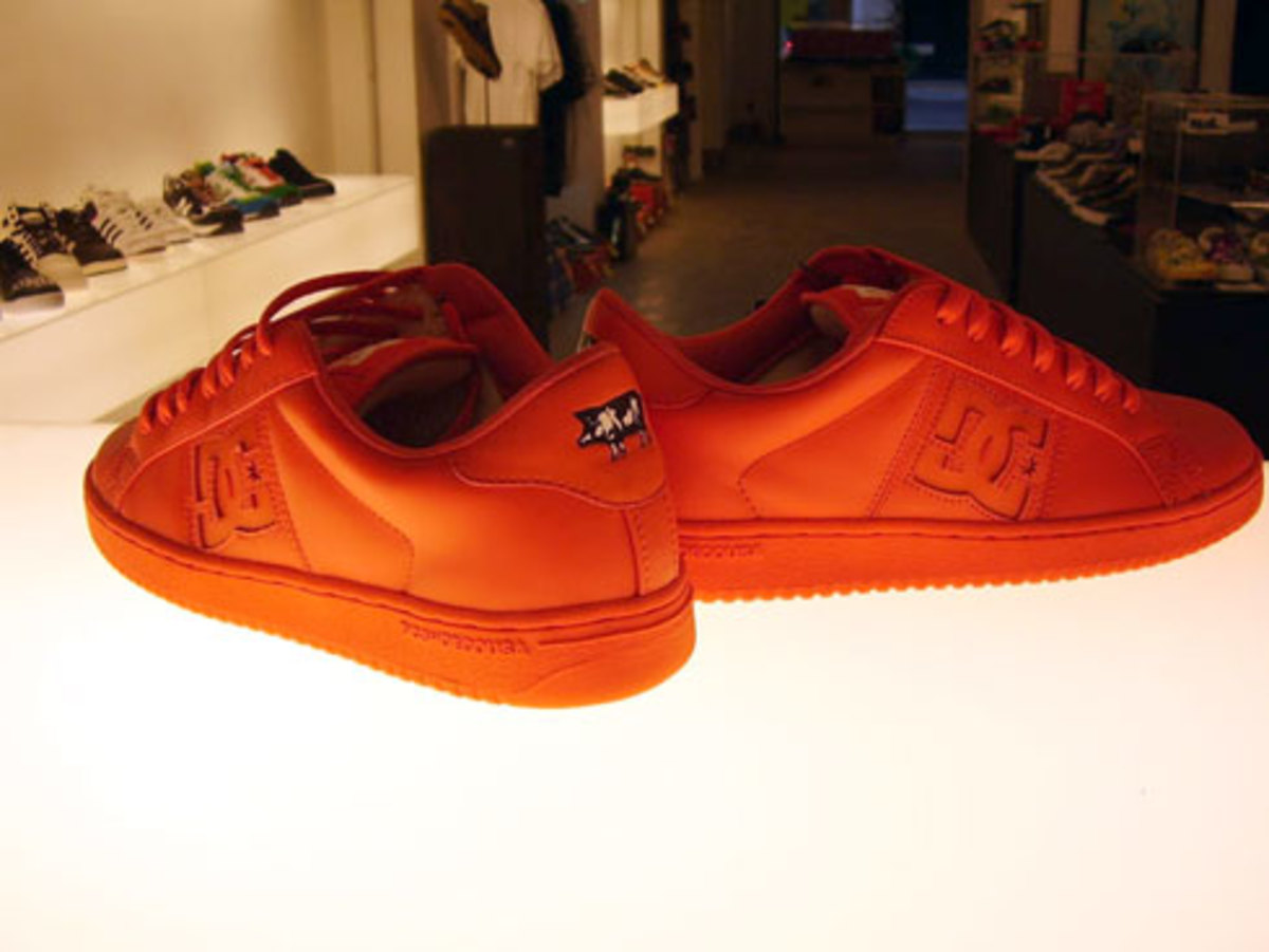 DC Shoes x The Spotted Pig Orange finally dropping - 6