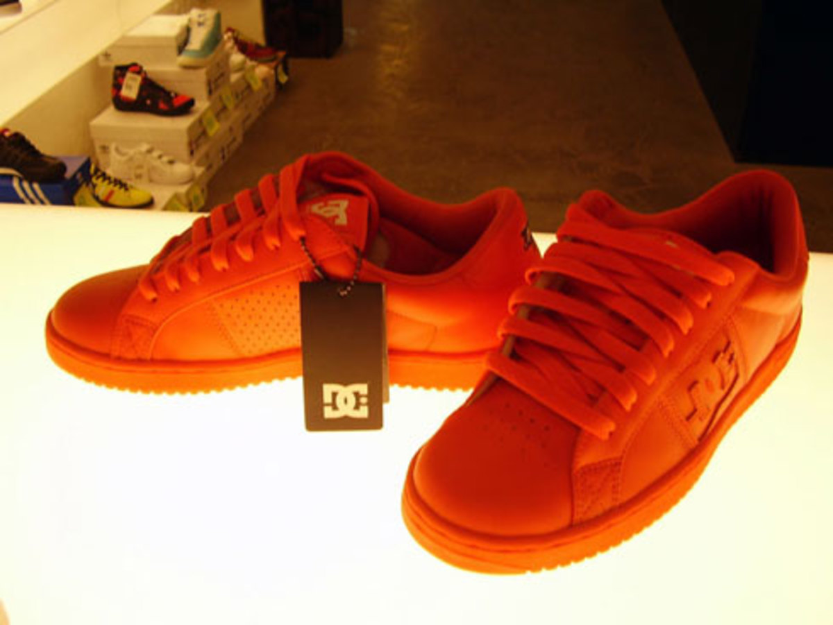 DC Shoes x The Spotted Pig Orange finally dropping - 2