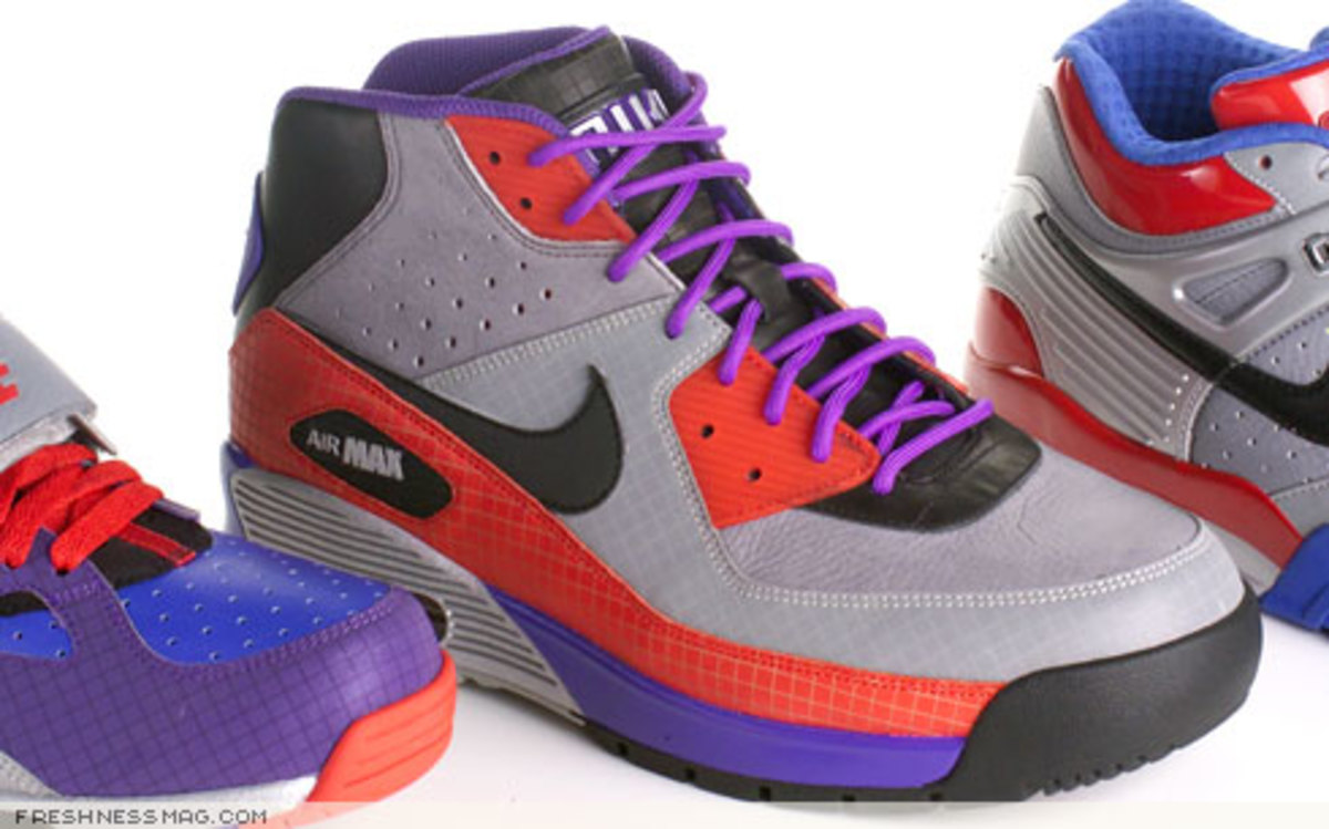 Freshness Exclusive: Nike x Transformers Pack - 6