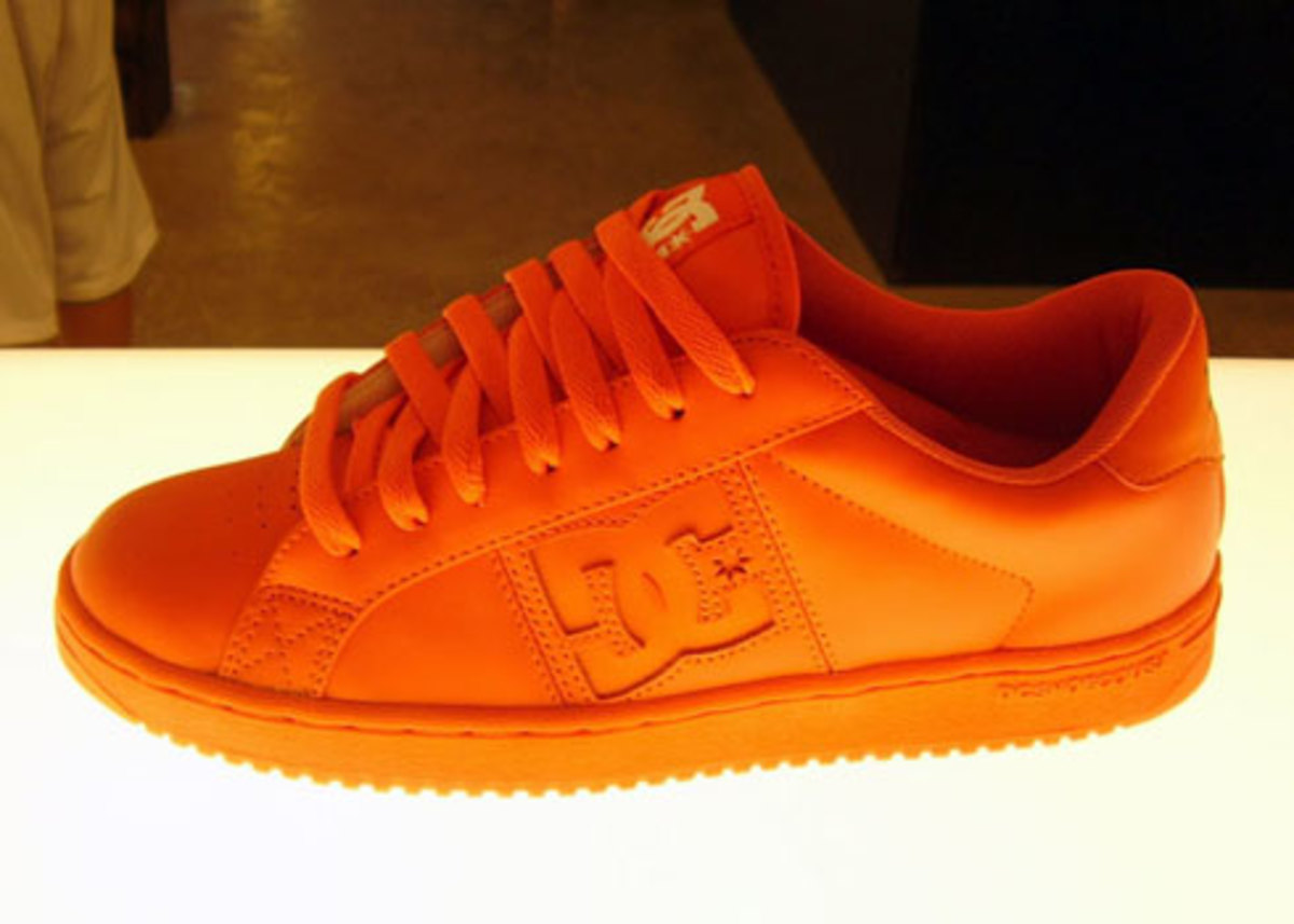 DC Shoes x The Spotted Pig Orange finally dropping - 1