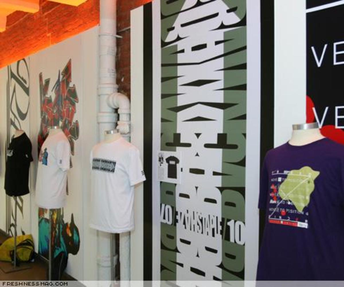 Freshness Feature: Staple Design 10th - The Collabs - 2