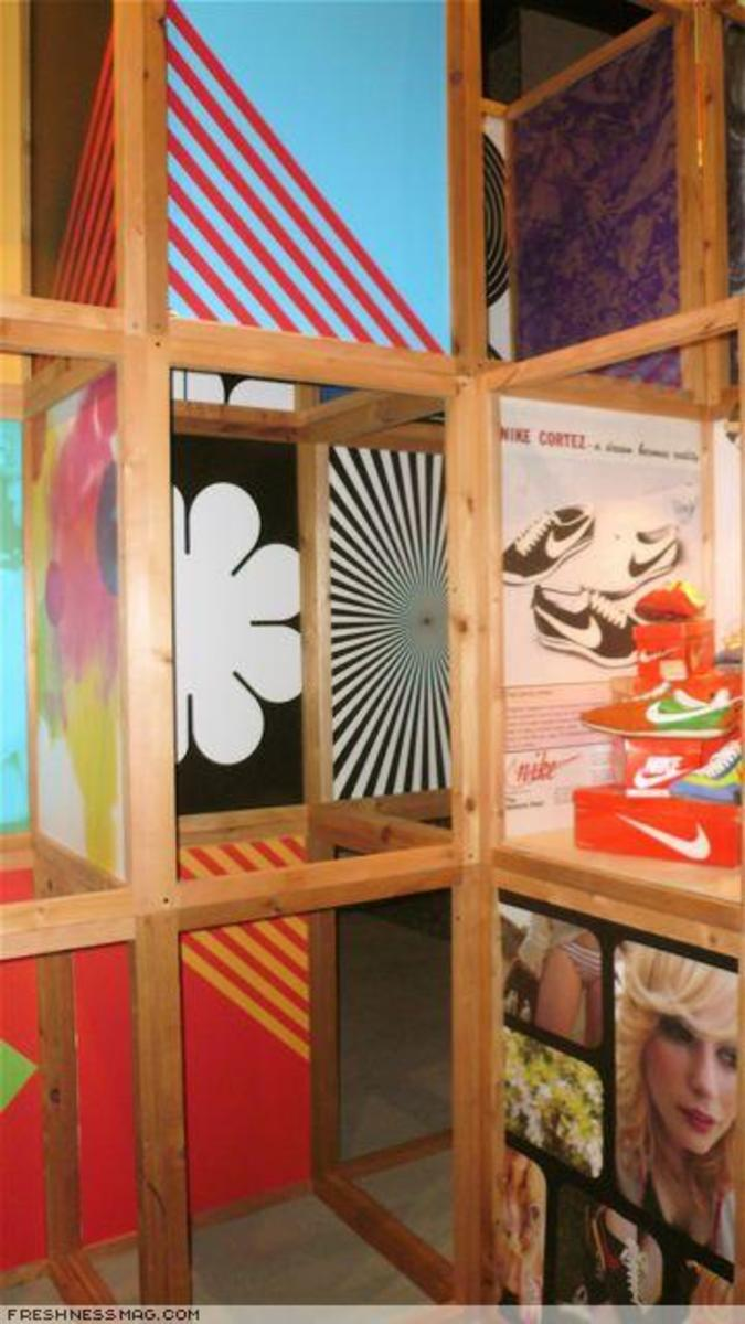 Freshness Feature: Nike RE-RUN Exhibition LA - 7