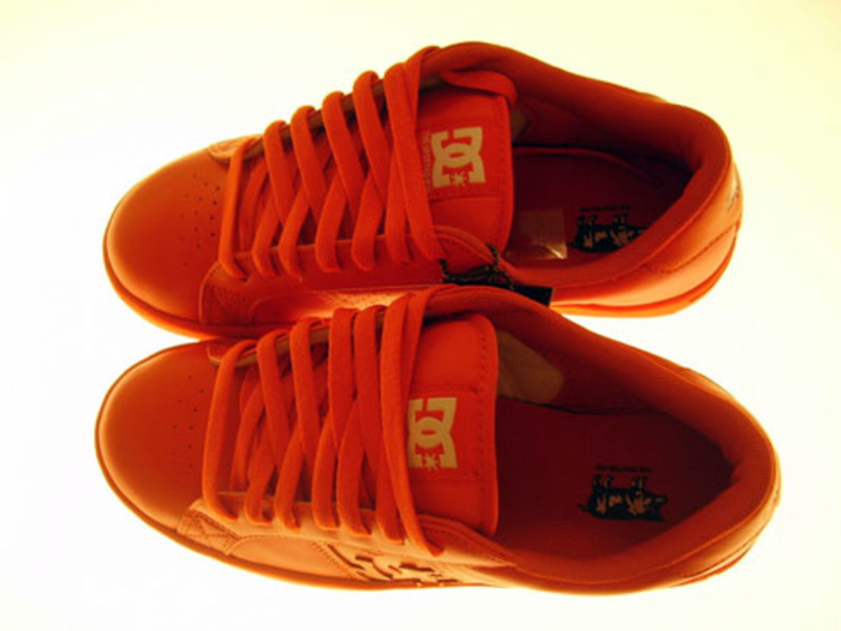 DC Shoes x The Spotted Pig Orange finally dropping - 4